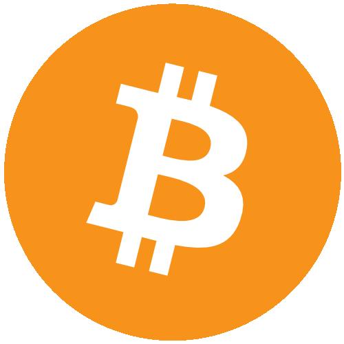 Kryptowährung (Bitcoin Symbol)