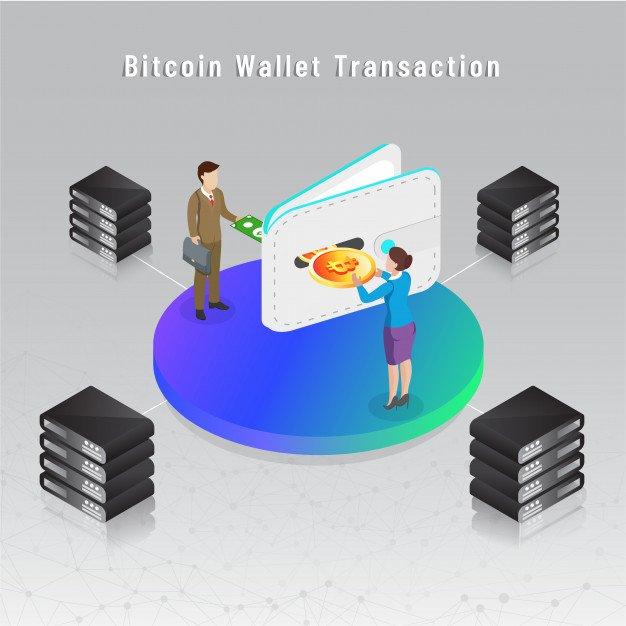 Beispiel für Kryptowährungen wallet transaktionen