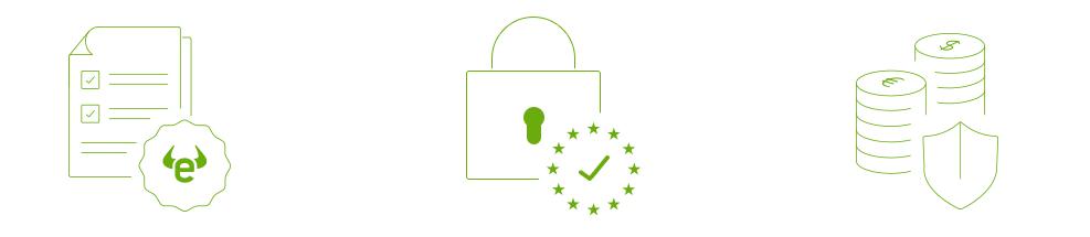 Sicherheit von Kundengeldern bei eToro