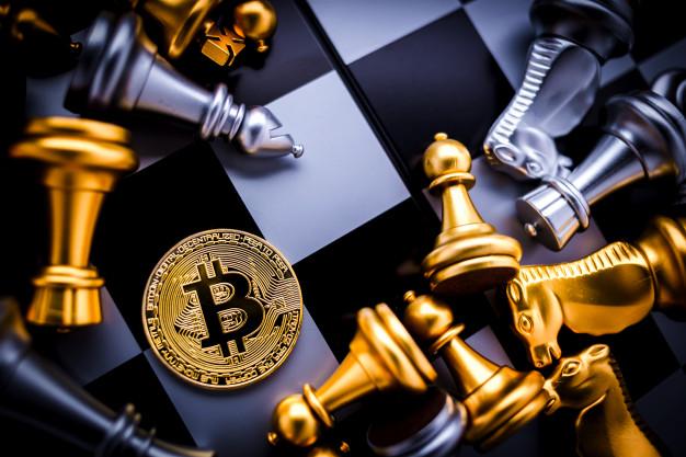 Bitcoin Trading ist wie Schach spielen