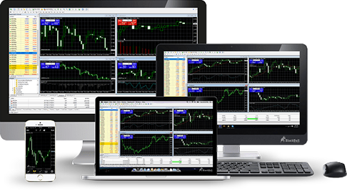 Blackbull Markets MetaTrader 4 Plattform