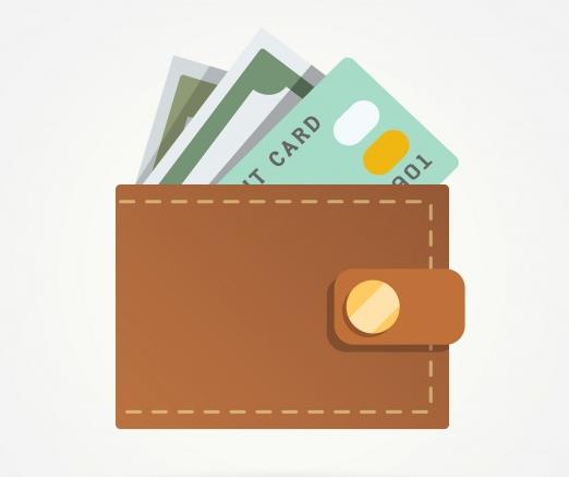 Wallets (Geldbörsen) gibt es auch für Kryptowährungen