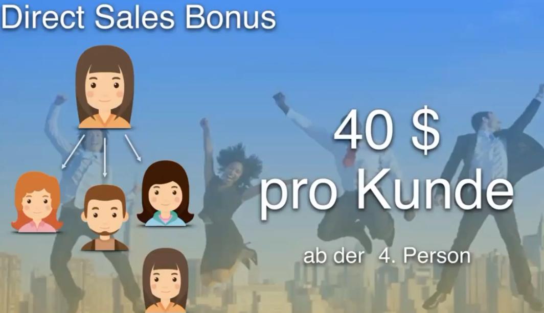 eaconomy direct sales bonus