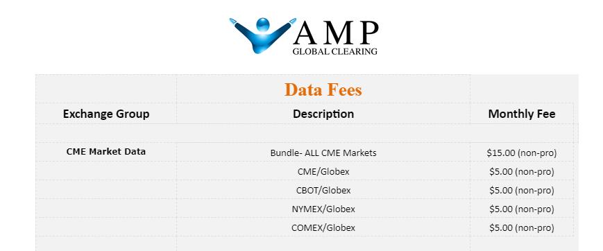 AMP Datenfeed Gebühren