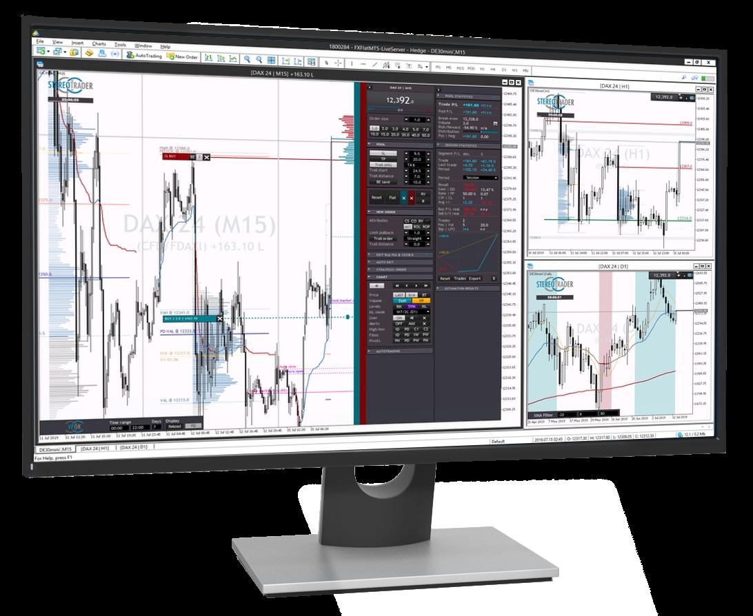 StereoTrader Desktop
