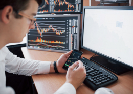 CFD Trader und Broker