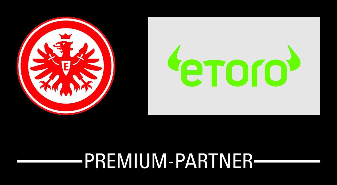 Etoro Sponsorship mit Eintracht Frankfurt