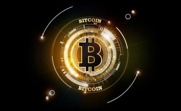 Bitcoin Darstellung