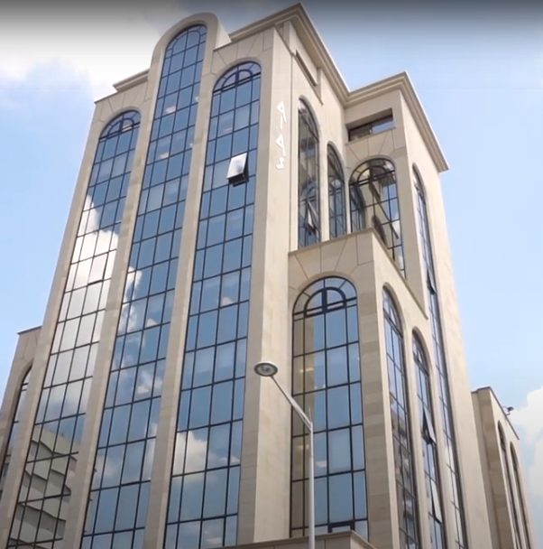 Gebäude der CySEC Regulierung