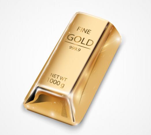 Goldbarren Beispiel