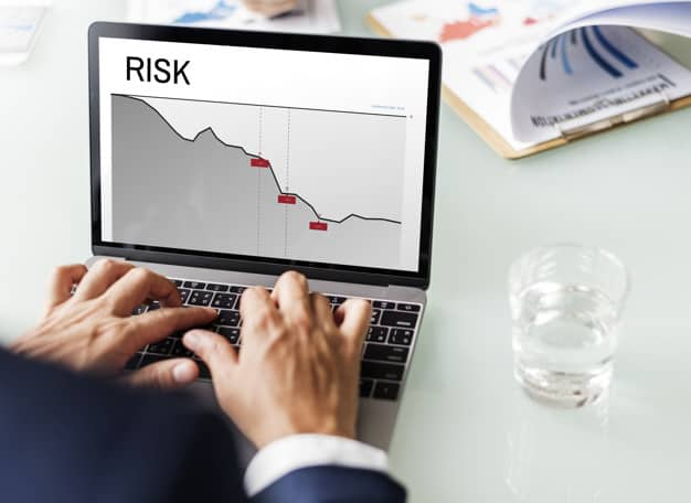 Risiko im Trading (Darstellung)