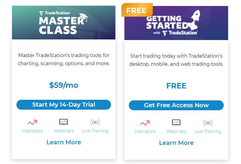 Viele Amerikanische Broker bieten auch professionelle Trainings für Optionen an
