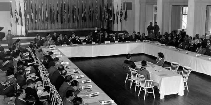 Bretton Woods Abkommen für einen freien Forex Markt