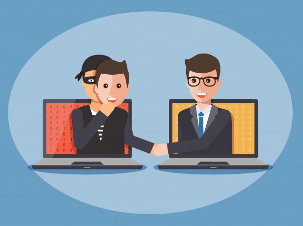Der Forex Signalanbieter tarnt sich als erfolgreicher Händler