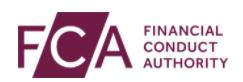 FCA Regulierung