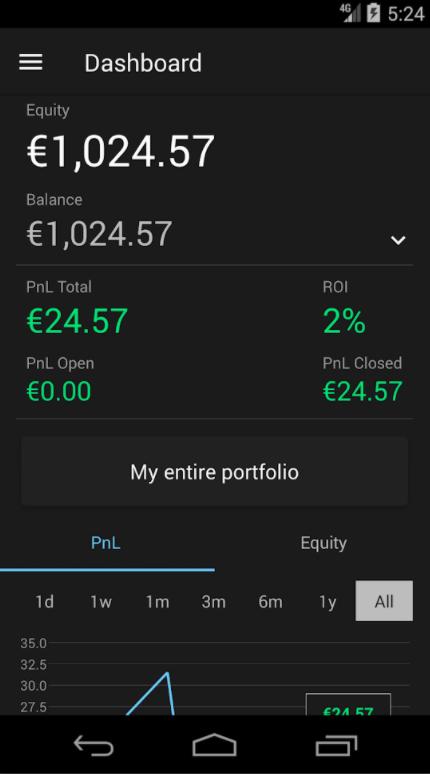 AAAFX App Screenshot