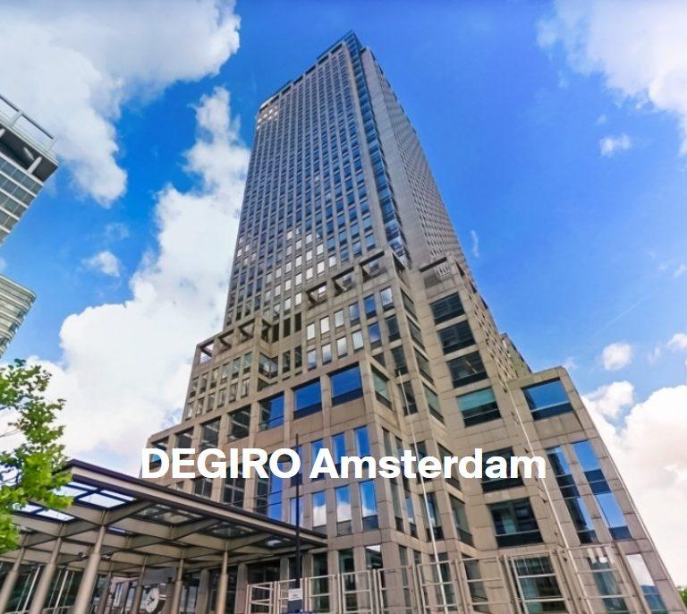 Degiro Amsterdam