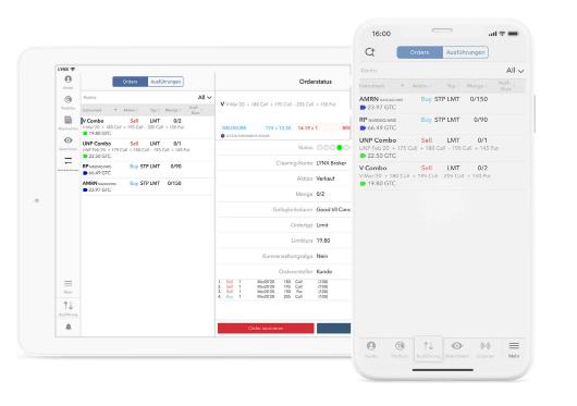 Mobile App bei LYNX