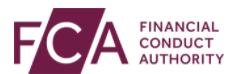 Regulierung FCA