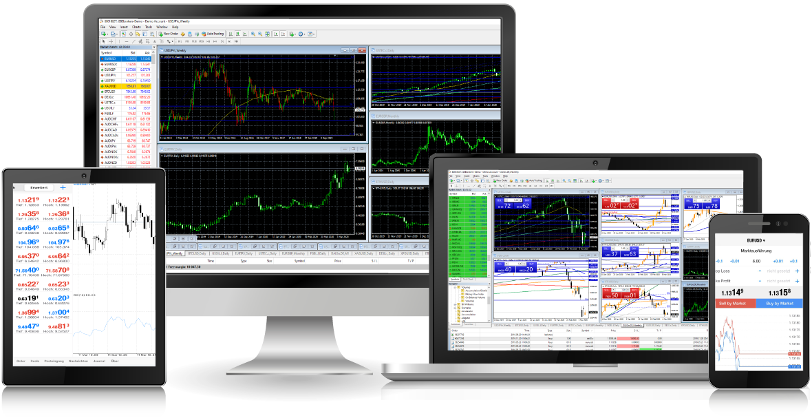 Trading Software MetaTrader