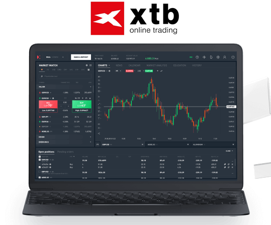 XTB Plattform