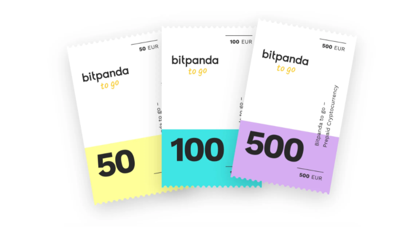 Bitpanda To Go Coupon
