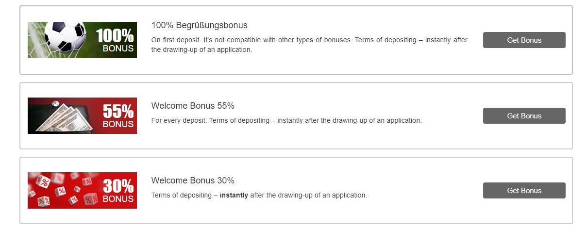 Bonus bei InstaForex