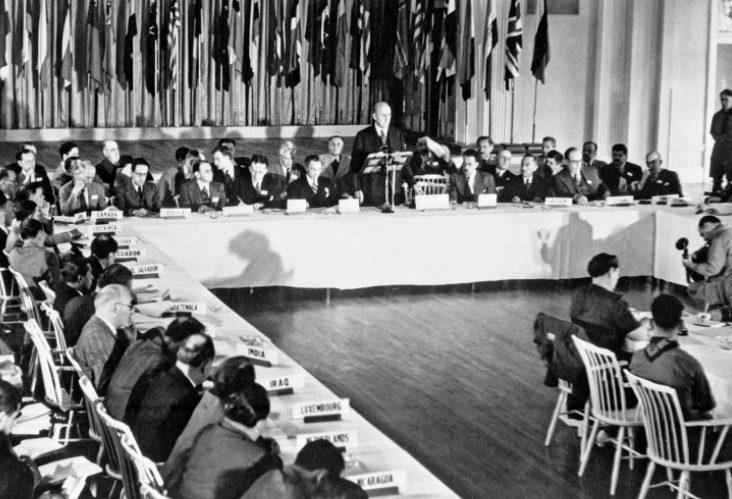 Bretton Wood Abkommen