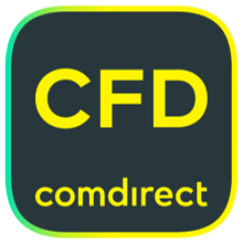 CFD App comdirect