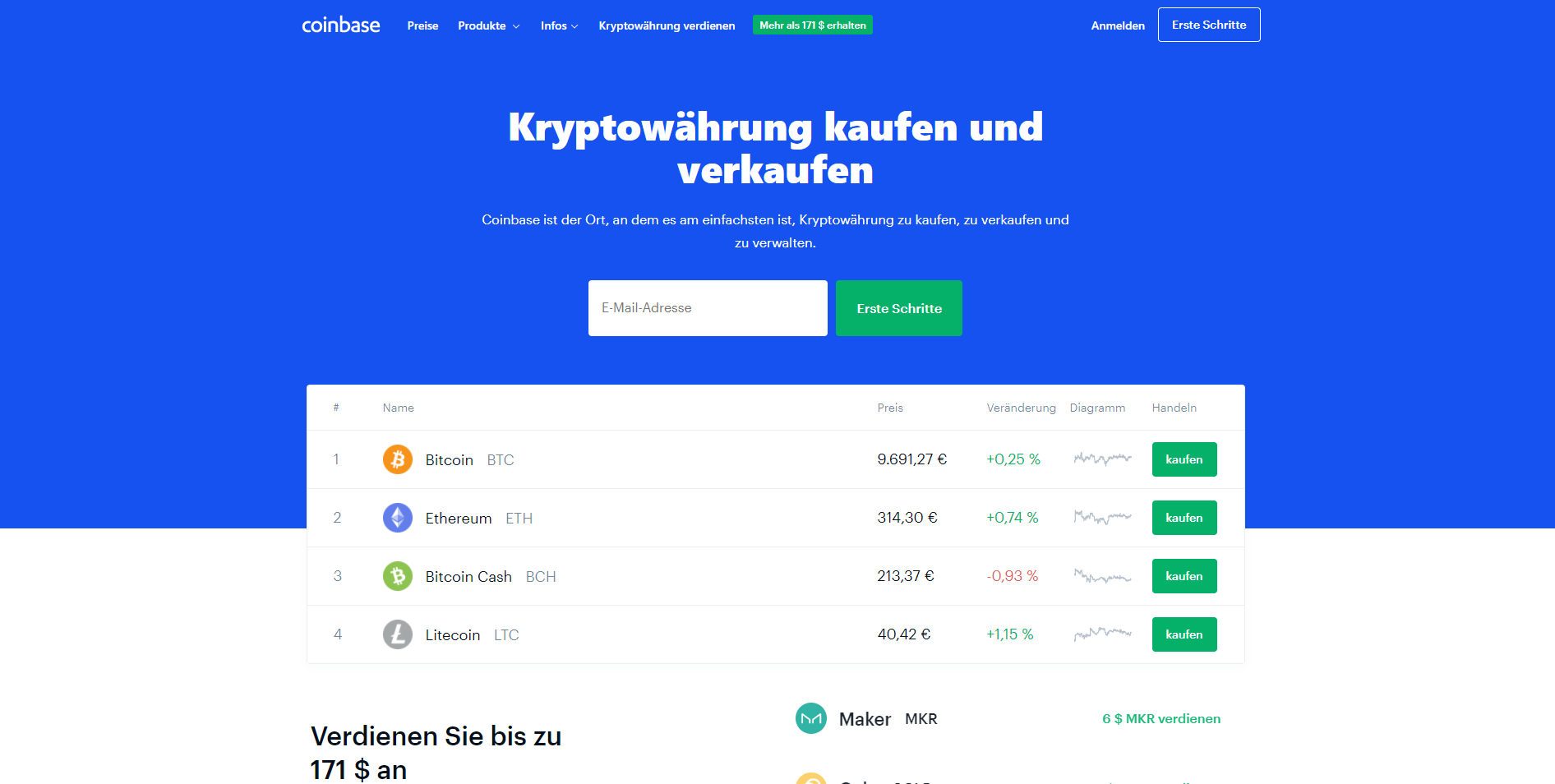 Wann wird DoDecoin zu Coinbase hinzugefugt?