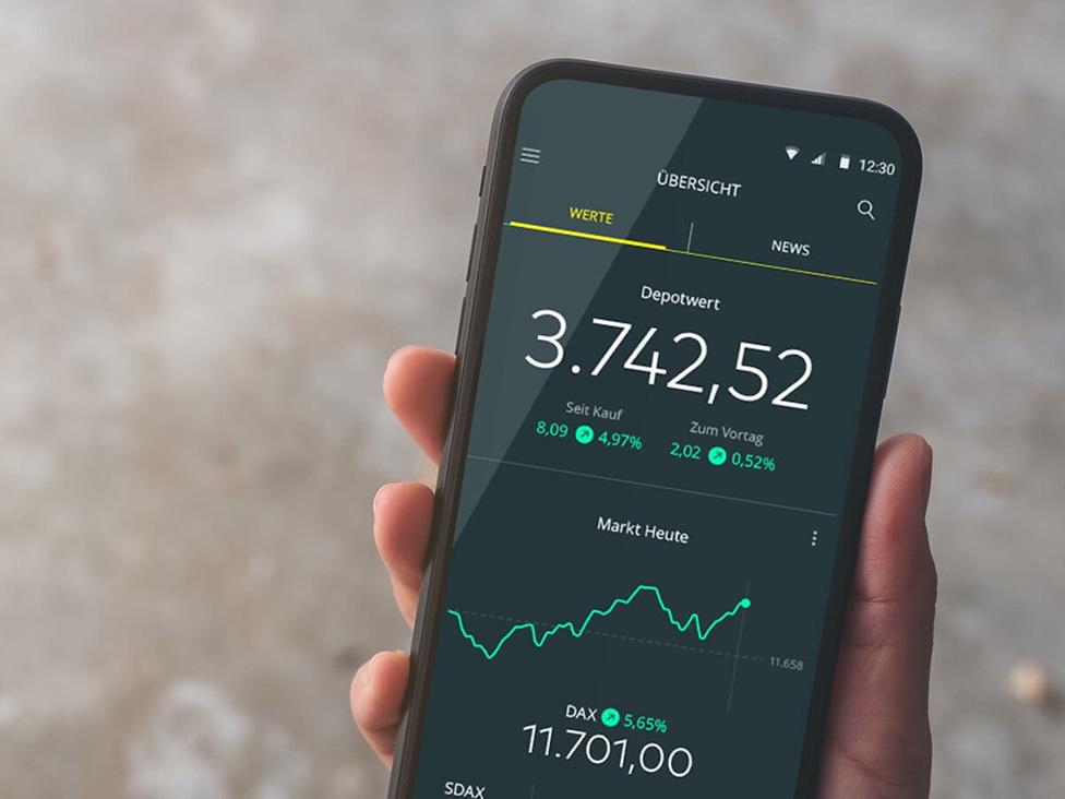 Comdirect Mobile Trading