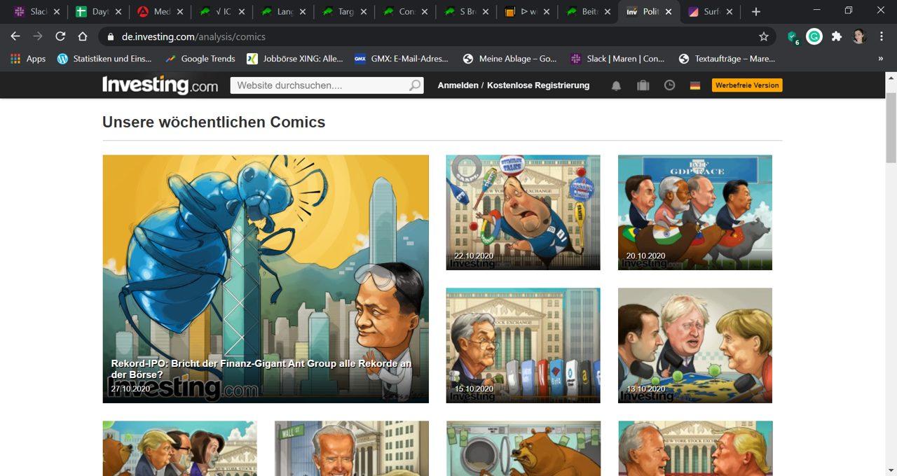 Comic Investing.com
