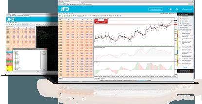 JFD Bank MT4 Webtrader