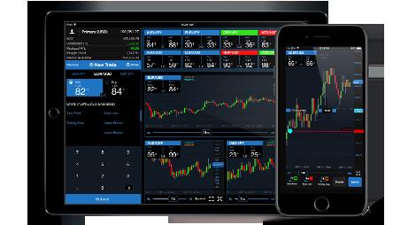 Oanda Trading App