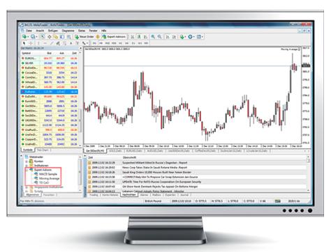 QTrade Trading Plattform