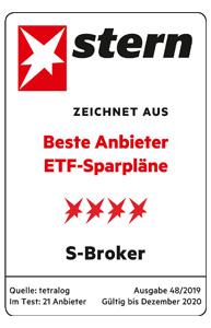 S Broker ETFs