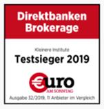 Auszeichnung Finanzen.net