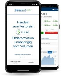 Broker-App Finanzen.net