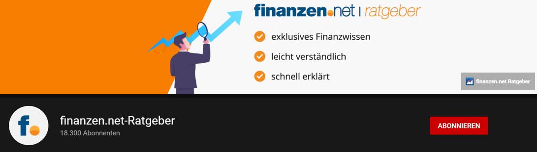 Finanzen.net YouTube