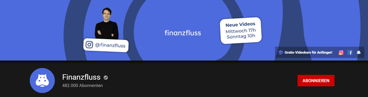 Finanzfluss YouTube