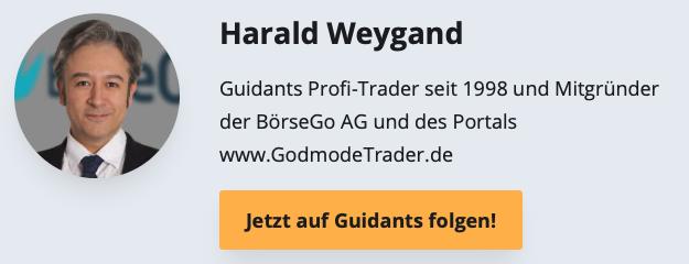 Guidants Experte Harald Weygand