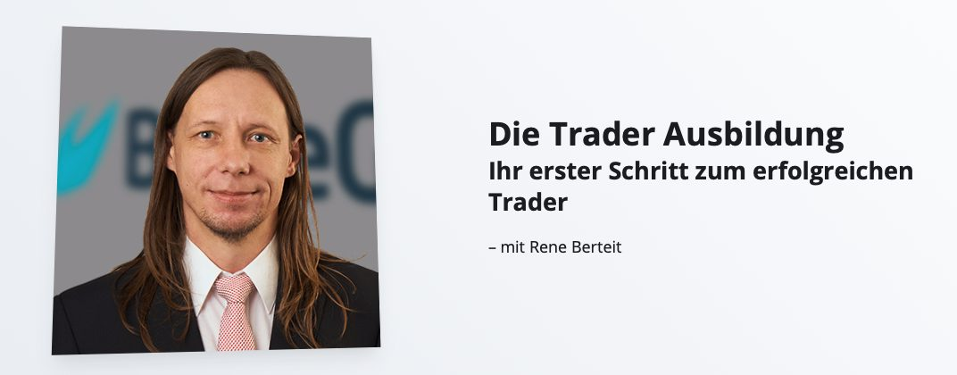 Guidants Trader Ausbildung