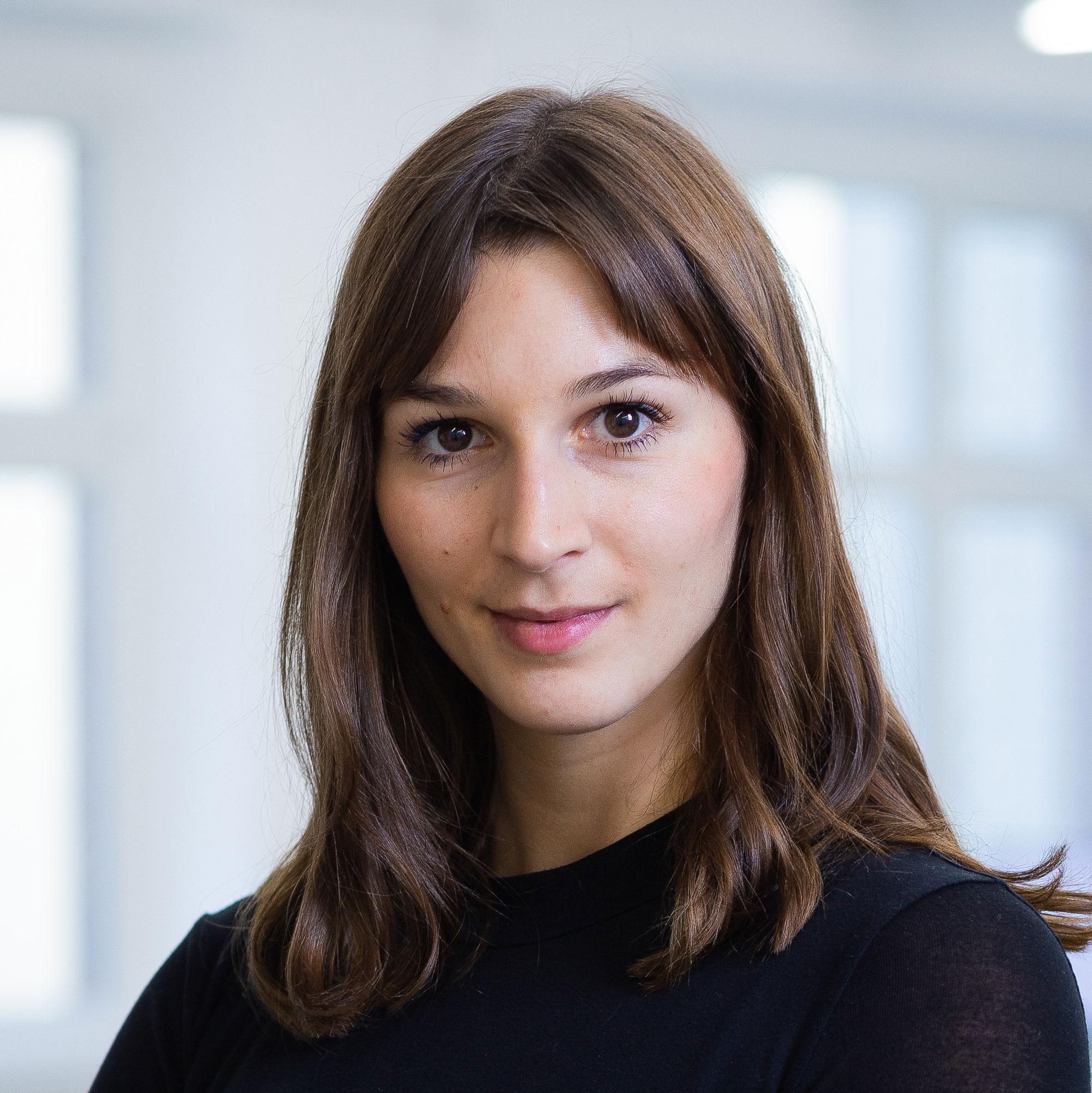 Sara Kirschhausen CMO Trade Republic