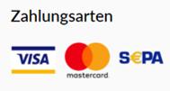 Zahlungsarten Nextmarkets