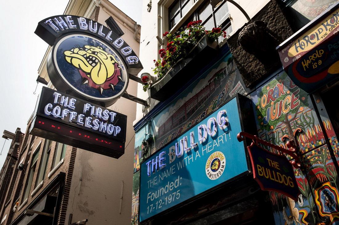 The Bulldog Coffeeshop