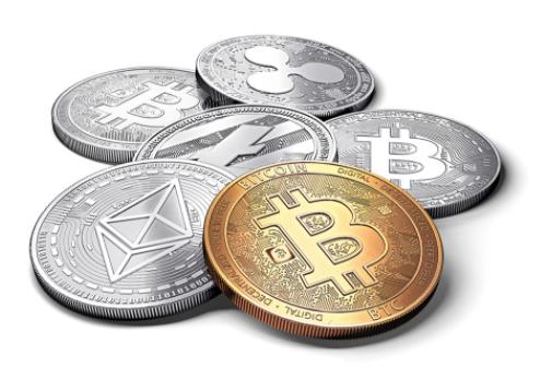 Kryptowährung JustTrade Angebot