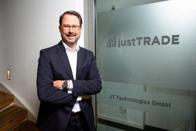 Michael B. Bußhaus Gründer JustTrade