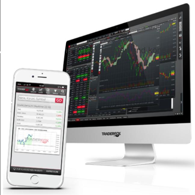 Traderfox Trading-Desk