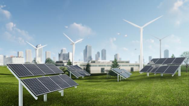 Erneuerbare Energien Aktien kaufen