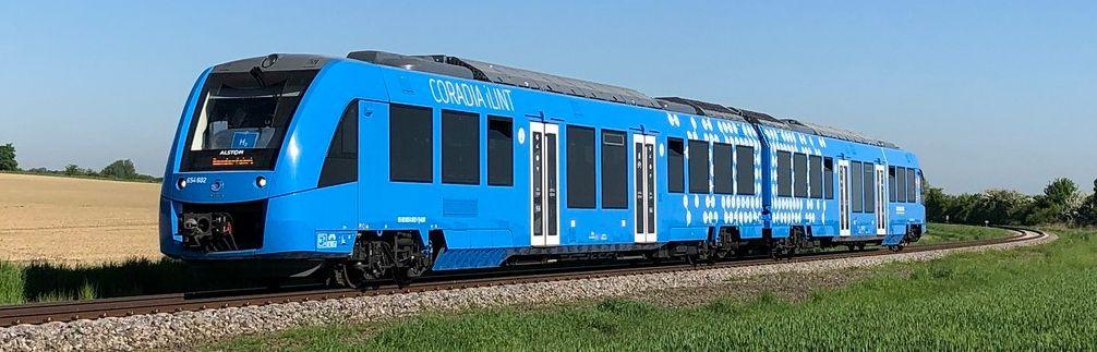 Alstom Wasserstoff Zug